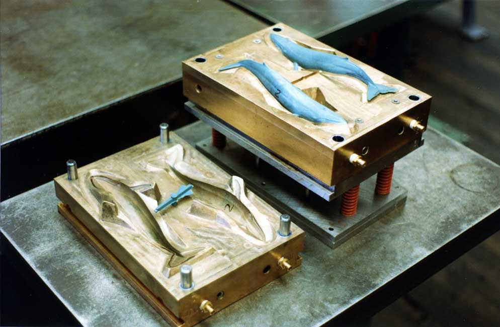 Beryllium Copper Molds