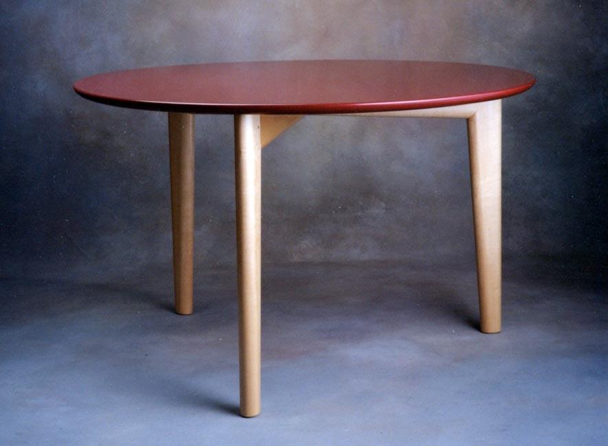 Custom Three-legged Table