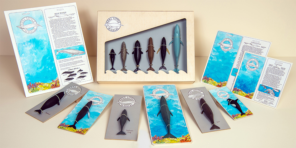 Real Little Whales Products